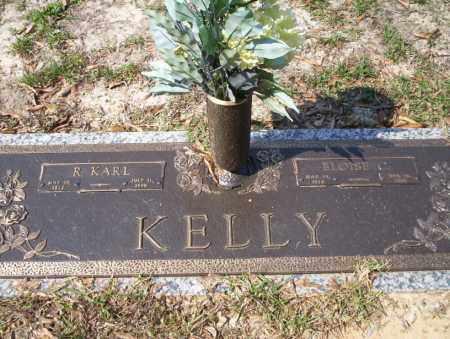KELLY, R KARL - Columbia County, Arkansas | R KARL KELLY - Arkansas Gravestone Photos