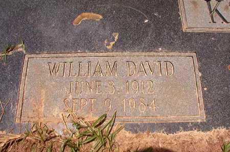 KENDRICK, WILLIAM DAVID - Columbia County, Arkansas | WILLIAM DAVID KENDRICK - Arkansas Gravestone Photos