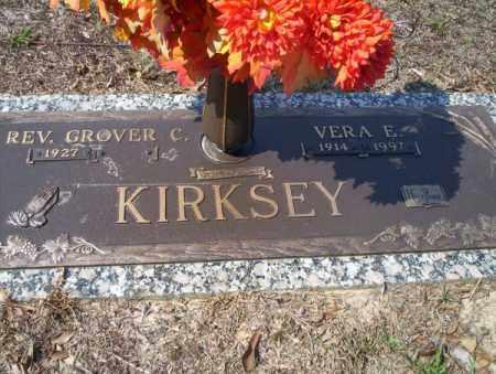 KIRKSEY, VERA E - Columbia County, Arkansas | VERA E KIRKSEY - Arkansas Gravestone Photos