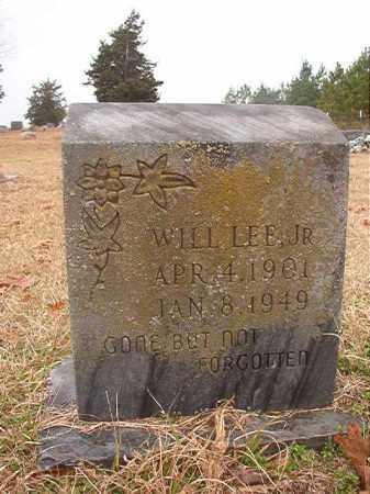 LEE, JR, WILL - Columbia County, Arkansas | WILL LEE, JR - Arkansas Gravestone Photos