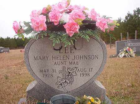 LEE, MARY HELEN - Columbia County, Arkansas | MARY HELEN LEE - Arkansas Gravestone Photos