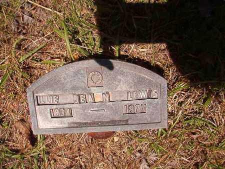LEWIS, BILLIE JEAN - Columbia County, Arkansas   BILLIE JEAN LEWIS - Arkansas Gravestone Photos