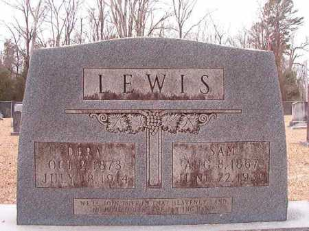 LEWIS, DERA - Columbia County, Arkansas | DERA LEWIS - Arkansas Gravestone Photos