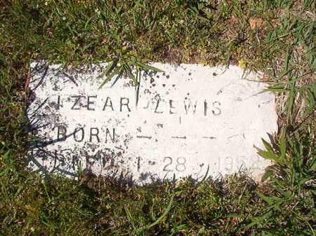 LEWIS, IZEAR - Columbia County, Arkansas   IZEAR LEWIS - Arkansas Gravestone Photos