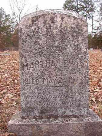 LEWIS, MARTHA - Columbia County, Arkansas | MARTHA LEWIS - Arkansas Gravestone Photos