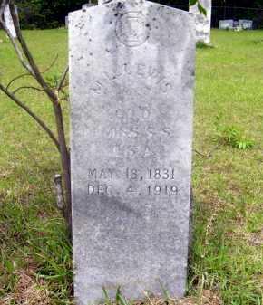 LEWIS (VETERAN CSA), M L - Columbia County, Arkansas | M L LEWIS (VETERAN CSA) - Arkansas Gravestone Photos