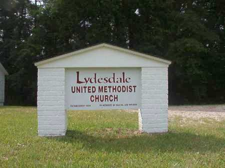 *LYDESDALE, CEMETERY - Columbia County, Arkansas | CEMETERY *LYDESDALE - Arkansas Gravestone Photos