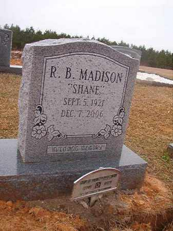 MADISON, R B - Columbia County, Arkansas | R B MADISON - Arkansas Gravestone Photos