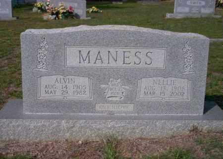 MANESS, NELLIE - Columbia County, Arkansas | NELLIE MANESS - Arkansas Gravestone Photos