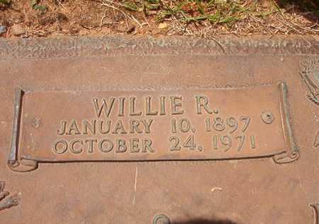 MARKS, WILLIE R - Columbia County, Arkansas | WILLIE R MARKS - Arkansas Gravestone Photos