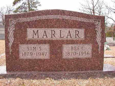 MARLAR, SIM S - Columbia County, Arkansas | SIM S MARLAR - Arkansas Gravestone Photos