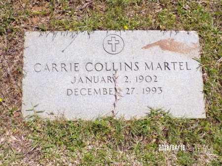 MARTEL, CARRIE - Columbia County, Arkansas | CARRIE MARTEL - Arkansas Gravestone Photos