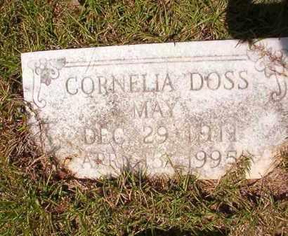 DOSS MAY, CORNELIA - Columbia County, Arkansas   CORNELIA DOSS MAY - Arkansas Gravestone Photos