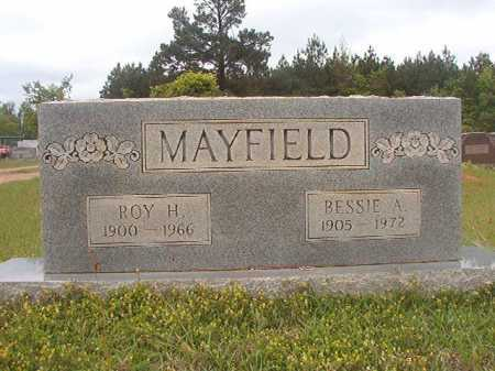 MAYFIELD, BESSIE A - Columbia County, Arkansas | BESSIE A MAYFIELD - Arkansas Gravestone Photos