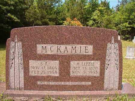 MCKAMIE, M LIZZIE - Columbia County, Arkansas   M LIZZIE MCKAMIE - Arkansas Gravestone Photos