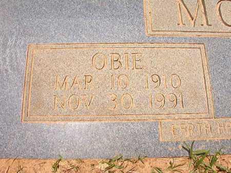 MCKNIGHT, OBIE - Columbia County, Arkansas | OBIE MCKNIGHT - Arkansas Gravestone Photos