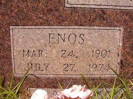 MCLENDON, ENOS - Columbia County, Arkansas | ENOS MCLENDON - Arkansas Gravestone Photos