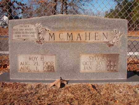 MCMAHEN, SYLVIA H - Columbia County, Arkansas | SYLVIA H MCMAHEN - Arkansas Gravestone Photos