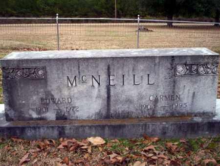 MCNEILL, EDWARD - Columbia County, Arkansas | EDWARD MCNEILL - Arkansas Gravestone Photos