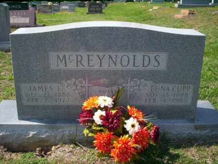 MCREYNOLDS, JAMES F - Columbia County, Arkansas   JAMES F MCREYNOLDS - Arkansas Gravestone Photos