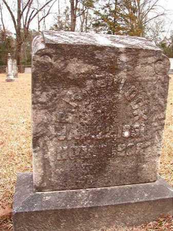 MEDLOCK, B F - Columbia County, Arkansas   B F MEDLOCK - Arkansas Gravestone Photos