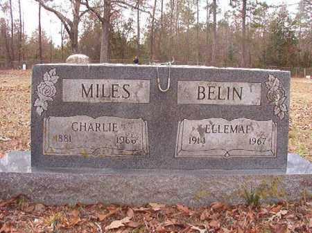 BELIN, ELLEMAE - Columbia County, Arkansas | ELLEMAE BELIN - Arkansas Gravestone Photos
