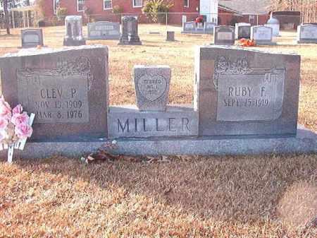 MILLER, CLEV P - Columbia County, Arkansas | CLEV P MILLER - Arkansas Gravestone Photos