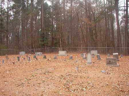 *MILLER, CEMETERY (OVERVIEW) - Columbia County, Arkansas | CEMETERY (OVERVIEW) *MILLER - Arkansas Gravestone Photos
