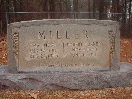 MILLER, ROBERT TURNER - Columbia County, Arkansas | ROBERT TURNER MILLER - Arkansas Gravestone Photos