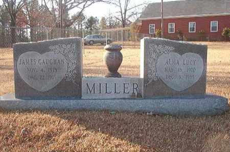 MILLER, ALMA LUCY - Columbia County, Arkansas | ALMA LUCY MILLER - Arkansas Gravestone Photos