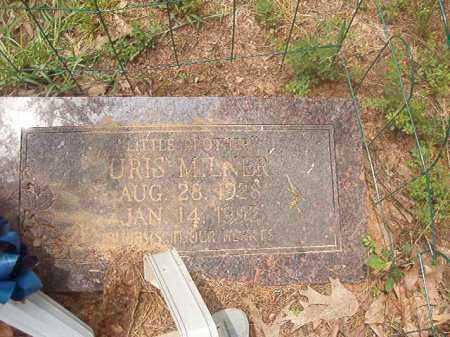 MILNER, URIS - Columbia County, Arkansas | URIS MILNER - Arkansas Gravestone Photos