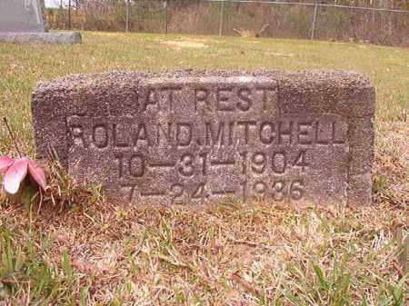 MITCHELL, ROLAND - Columbia County, Arkansas | ROLAND MITCHELL - Arkansas Gravestone Photos