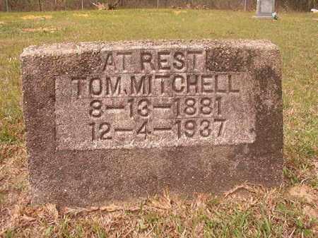 MITCHELL, TOM - Columbia County, Arkansas | TOM MITCHELL - Arkansas Gravestone Photos