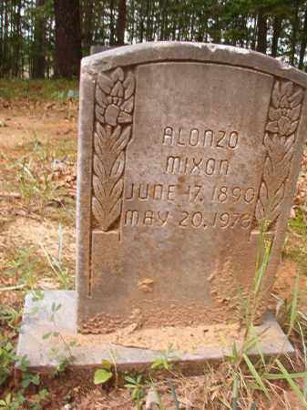 MIXON, ALONZO - Columbia County, Arkansas | ALONZO MIXON - Arkansas Gravestone Photos