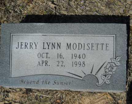 MODISETTE, JERRY LYNN - Columbia County, Arkansas | JERRY LYNN MODISETTE - Arkansas Gravestone Photos