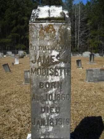 MODISETTE, JAMES J - Columbia County, Arkansas   JAMES J MODISETTE - Arkansas Gravestone Photos