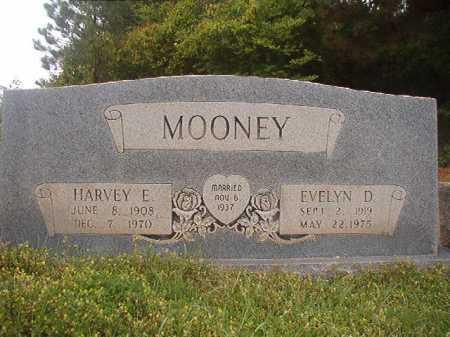 MOONEY, HARVEY E - Columbia County, Arkansas | HARVEY E MOONEY - Arkansas Gravestone Photos
