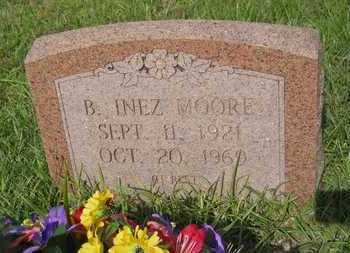 MOORE, BERTIE INEZ - Columbia County, Arkansas   BERTIE INEZ MOORE - Arkansas Gravestone Photos