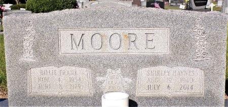 MOORE, SHIRLEY - Columbia County, Arkansas | SHIRLEY MOORE - Arkansas Gravestone Photos