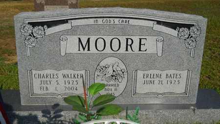 MOORE, CHARLES WALKER - Columbia County, Arkansas | CHARLES WALKER MOORE - Arkansas Gravestone Photos