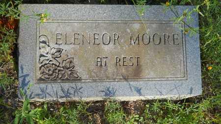 MOORE, ELENEOR - Columbia County, Arkansas   ELENEOR MOORE - Arkansas Gravestone Photos