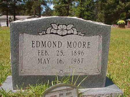 MOORE, EDMOND - Columbia County, Arkansas | EDMOND MOORE - Arkansas Gravestone Photos