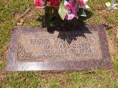 MOORE, EDDIE MAE - Columbia County, Arkansas | EDDIE MAE MOORE - Arkansas Gravestone Photos