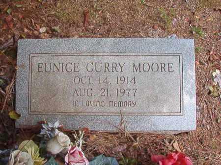MOORE, EUNICE - Columbia County, Arkansas | EUNICE MOORE - Arkansas Gravestone Photos