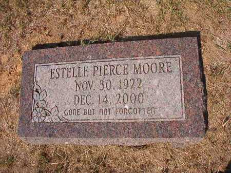 MOORE, ESTELLE - Columbia County, Arkansas | ESTELLE MOORE - Arkansas Gravestone Photos