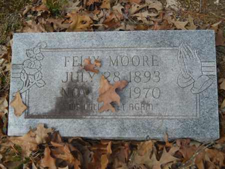 MOORE, FELIX - Columbia County, Arkansas | FELIX MOORE - Arkansas Gravestone Photos