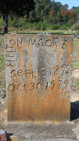 MOORE, HILTON - Columbia County, Arkansas   HILTON MOORE - Arkansas Gravestone Photos