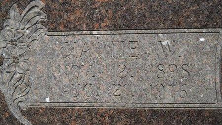 MOORE, HATTIE (CLOSE UP) - Columbia County, Arkansas | HATTIE (CLOSE UP) MOORE - Arkansas Gravestone Photos