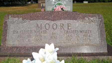 MOORE, IDA CLEOLIS - Columbia County, Arkansas | IDA CLEOLIS MOORE - Arkansas Gravestone Photos