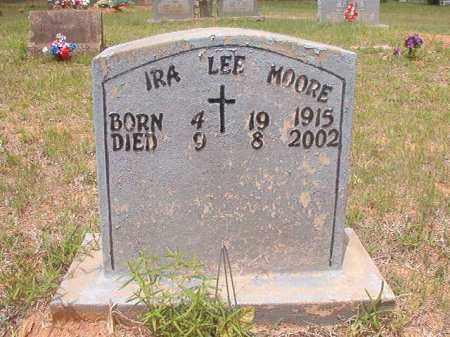 MOORE, IRA LEE - Columbia County, Arkansas   IRA LEE MOORE - Arkansas Gravestone Photos
